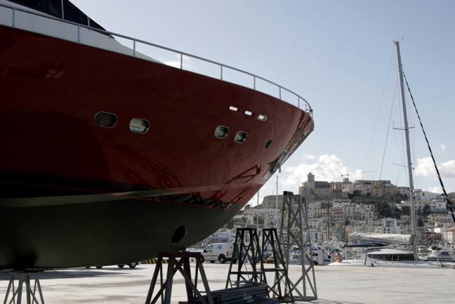 Varadero Ibiza estrena la placa EMAS otorgada por la Consejería de Medio Ambiente, Agricultura y Pesca