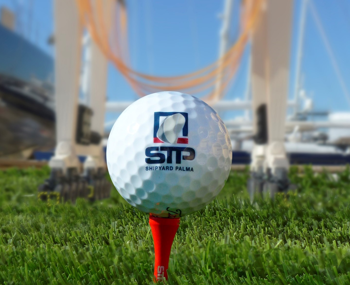 STP Shipyard Palma launches  a charity bar at the most special edition of The Pinmar Golf